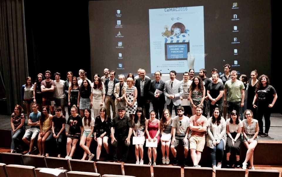 A singularidade e a diversidade do audiovisual galego. CeMAC 2016