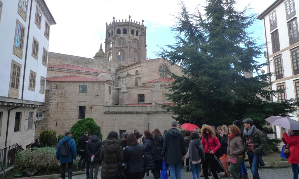 Vinte puntos sinalizados para coñecer o Ourense de Casares