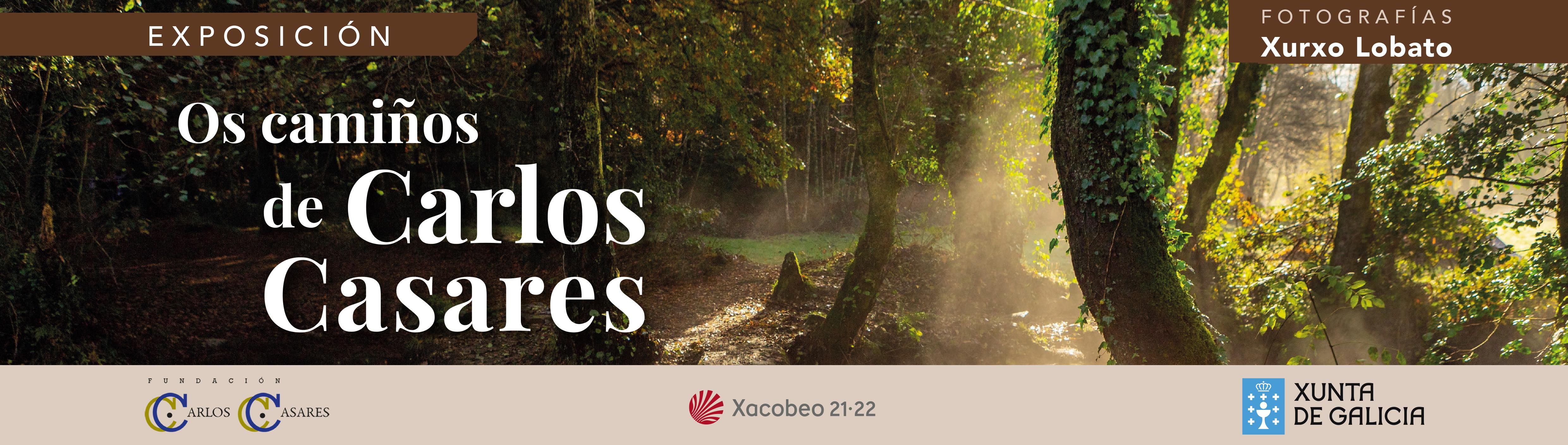 """Exposición fotográfica """"Os Camiños de Carlos Casares"""" @ Cárcere Vello"""